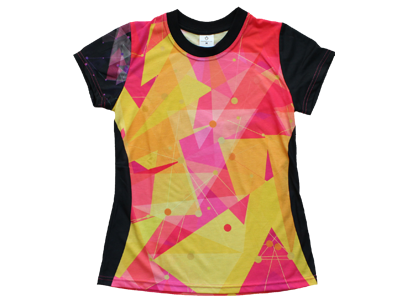 fullprint  T shirt Full Urban Confecionada W